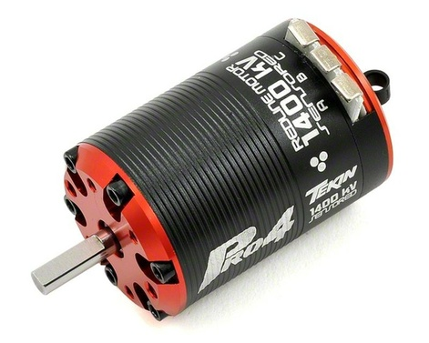 Elektromotor Pro4 BL 6D  1400kv, 540, 5mm shaft