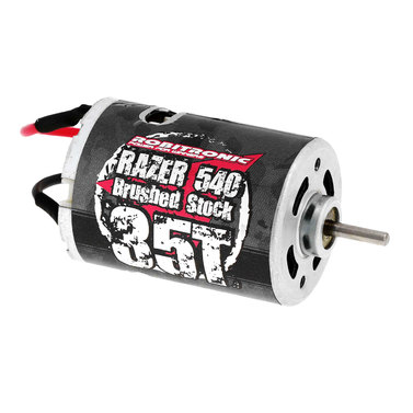 Elektromotor Razer 540 35 Turn Brushed Stock
