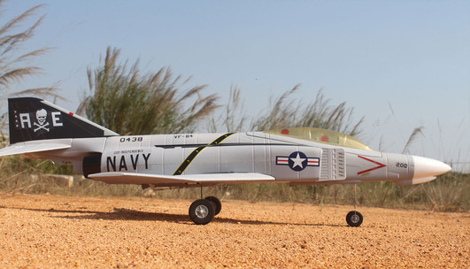F-4 EDF Jet 628mm brushless PNP