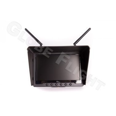 FPV 7 5,8 GHz Diversity Monitor Black Pearl