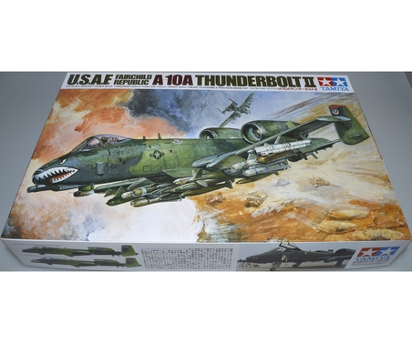 Fairchild Republic A-10A Thunder.II 1:48