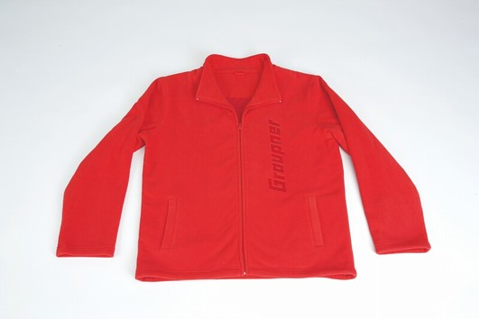Fleece Jacke GR.XL 100% Polyester