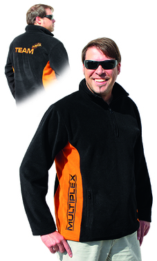Fleece Troyer(Fleece-Pullover) MPX-Team XL