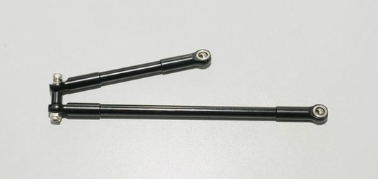 Front Steering Links for Blackwell Axles (Black)