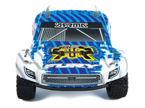 Fury 2WD BLX Brushless Short Course Truck 1/10