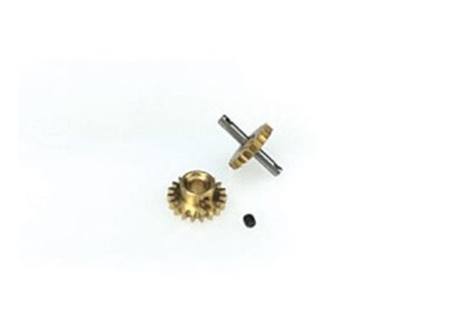Gears for Gear Box 1:35 scaler