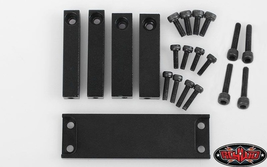 Gelande 2 Mounting kit for Jack Stand Truck Display
