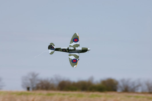 Great Planes Spitfire ARF 990mm