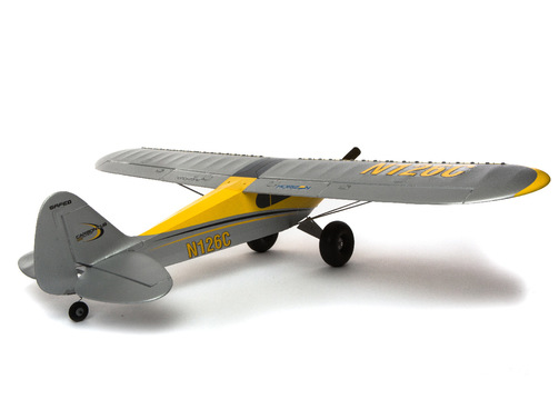 HOBBYZONE Carbon Cub S+ 1300mm BNF-Basic (mit GPS-Aktive Drone Technology)