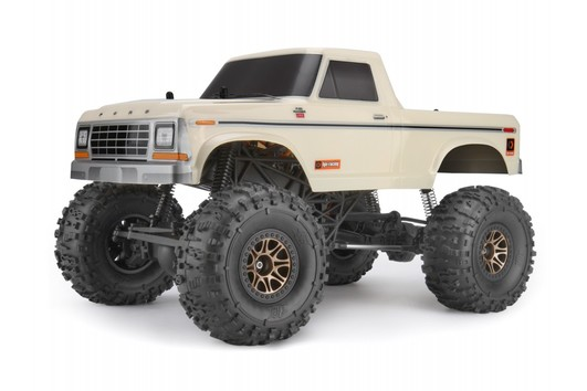 HPI Racing 1/10 Crawler King 1979 Ford F-150 4WD Brushed RC Crawler RTR
