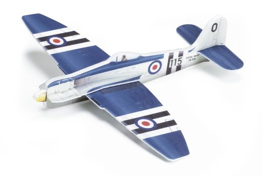 Hawker Seafury Royal Navy 380mm Legendary Fighters
