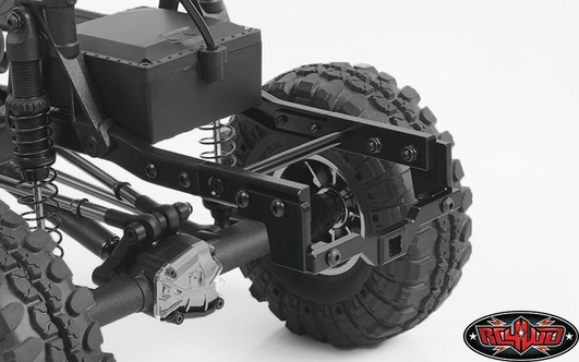 Hitch Mount for Vaterra Ascender