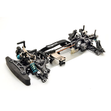 HoBao Hyper EPX Elektro On Road 4WD 1:10 Kit weiss