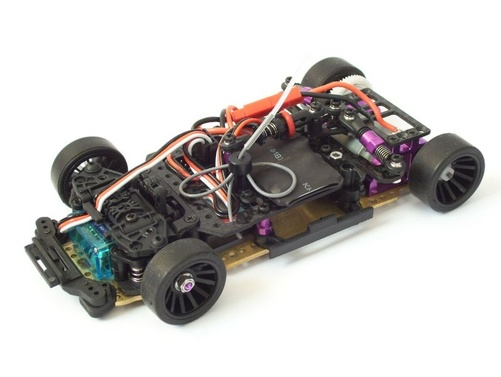 JR128-R01 2WD RTR-PRO-RC-Car-Set / GT01-orange-