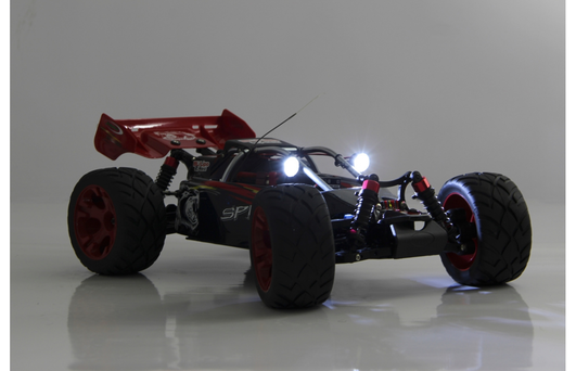 Jamara Splinter Elektro Brushless Buggy 4WD 1:10 RTR