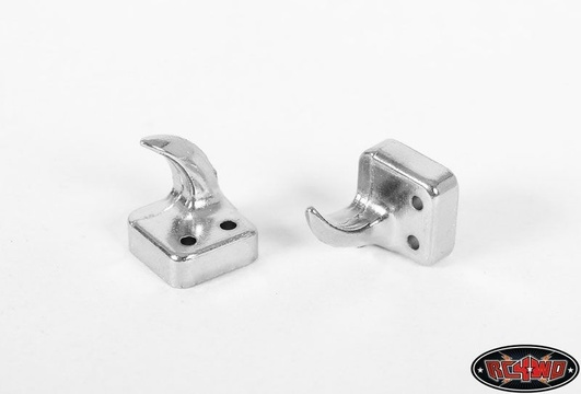 Jammer Tow Hook (Style B) (Silver)