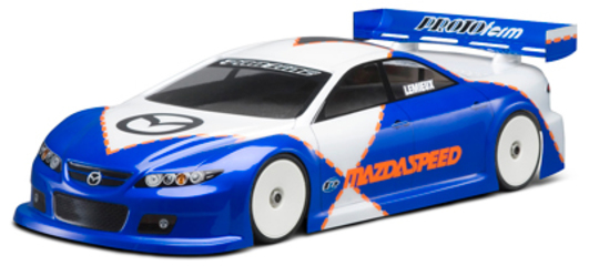 Karosserie Mazda Speed 6 190 mm Protoform Touring 1:10