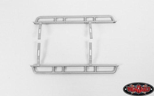 Krabs Side Sliders for Axial SCX10 II XJ (Silver)