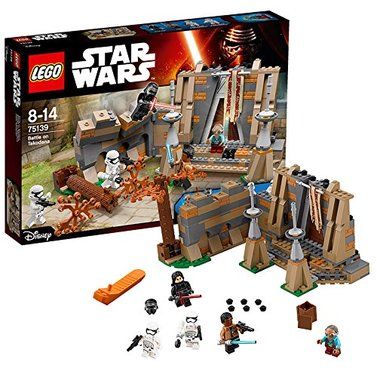 LEGO 75139 Star Wars Confidential TVC 1
