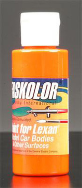 Lack Lexan orange fluor 60 ml