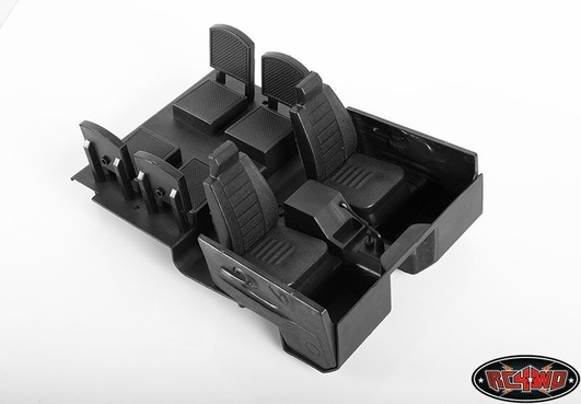 Land Rover Defender D90 Seat Uprights