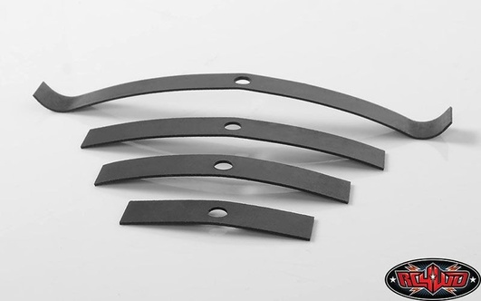 Leaf Springs for 1/14 Lowboy Trailer