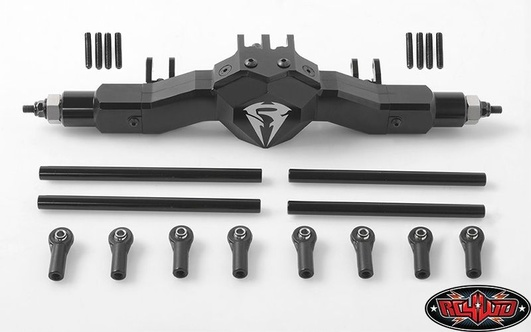 Leverage High Clearance Rear Axle for Axial SCX10/AX10