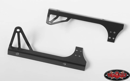 Light Bar Mount for Axial Jeep Rubicon (Black)