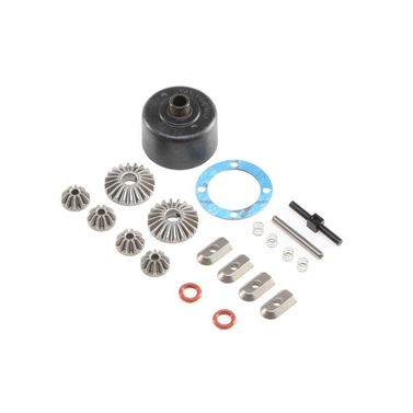 Limited Slip Differential Rebuild Kit: LST 3XL-E