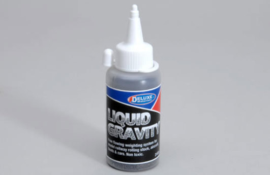 Liquid Gravity Balastmaterial Deluxe Materials 240 g