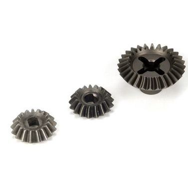 Losi Front/Rear Bevel Gear Set (28/17):LST,LST2,AFT,MGB
