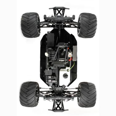 Losi Monster Truck XL 1/5 4WD RTR weiß
