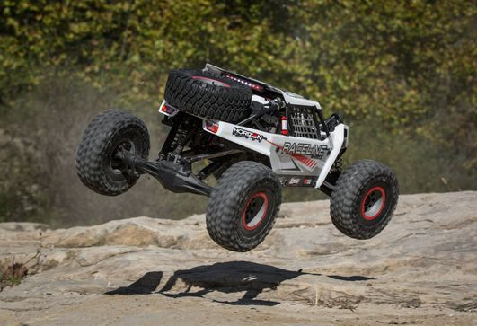 Losi Super Rock Rey Elektro Brushless Rock Racer 4WD 1:6 RTR Raceline