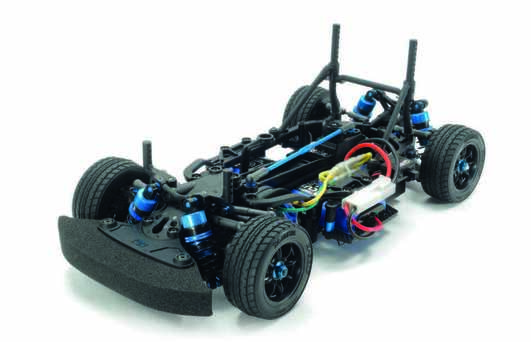 M07-R Chassis Kit 1/10