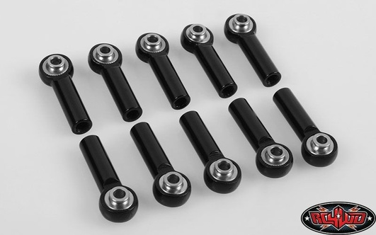 M4 High Precision Billet Tie Rod End (Black) (10)