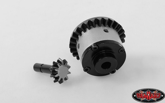 Main Gear and Stiftion Shaft for Earth Mover (F&R)