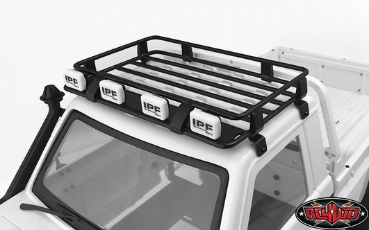 Malice Mini Roof Rack for Land Cruiser LC70 Body