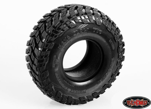 Mickey Thompson 1.7 Baja Claw TTC Radial Scale Tires (pair)
