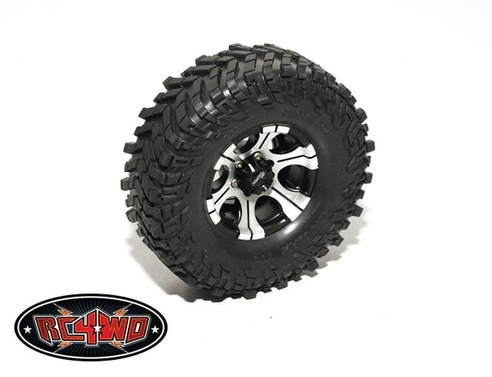 Mickey Thompson 1.9 Baja Claw 4.19 Scale Tires (pair)