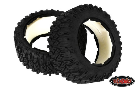 Mickey Thompson Baja MTZ tires for HPI Baja and Losi Five-T