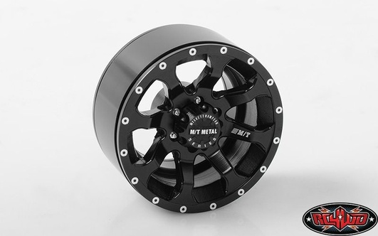 Mickey Thompson Metal Series MM-366 1.9 Single BeadlockWheel