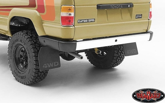 Mud Flap Set for 1985 Toyota 4Runner Hard Body RC4WD