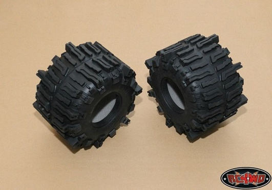 Mud Slingers Clod TXT-1 Tires (1x Pair)