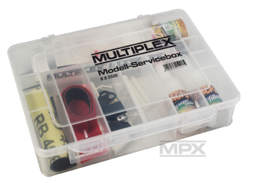 Multiplex Model-Service-Box