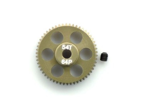 PINION GEAR  64P 54T 7075 HARD