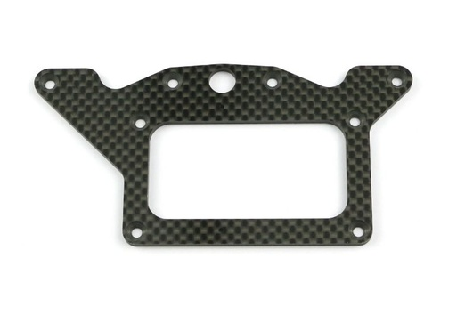 Pod plate carbon 2.5mm S120 LTR