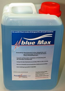 PowerBox Smokeöl Blue Max 5L