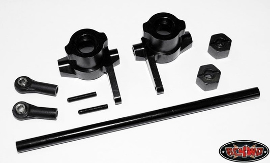 Predator Tracks Front Fitting Kit for HPI Wheely/Crawler Kin