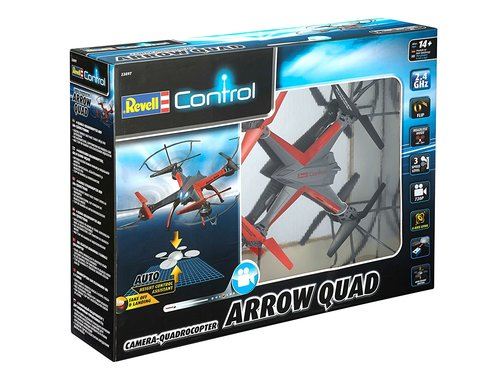 Quadcopter Arrow Quad Revell