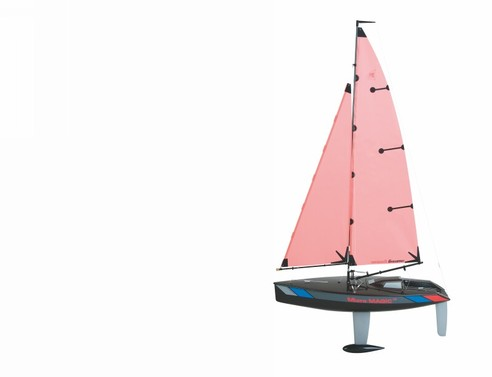 RACING MICROMAGIC,Carbon E. Segelboot